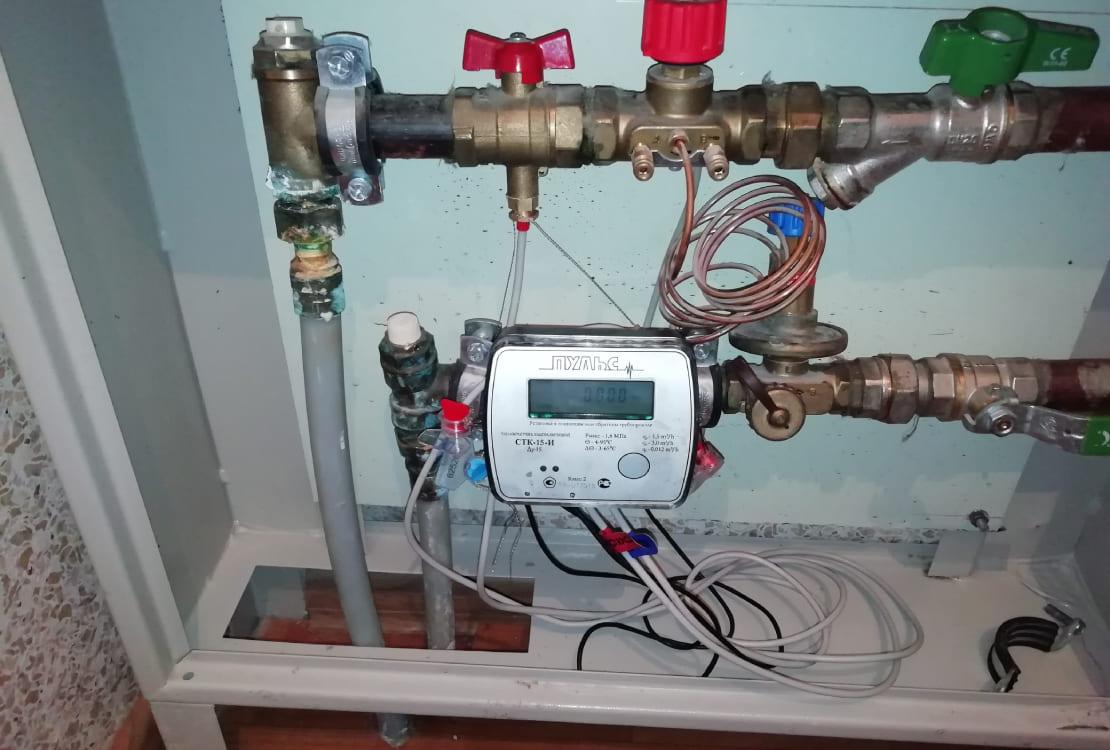 ремонт теплосчетчика